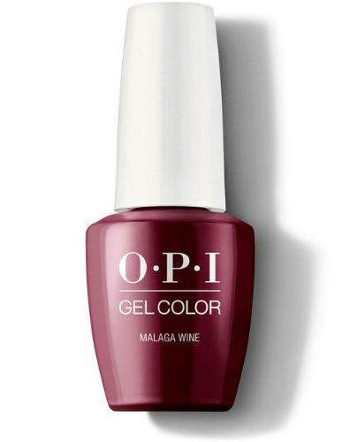 OPI Gelcolor Malaga Wine